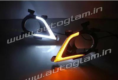 Agtic029d Led Fog Daytime Running Light For Toyota Innova Crysta Toyota Innova Toyota Fog Lamps