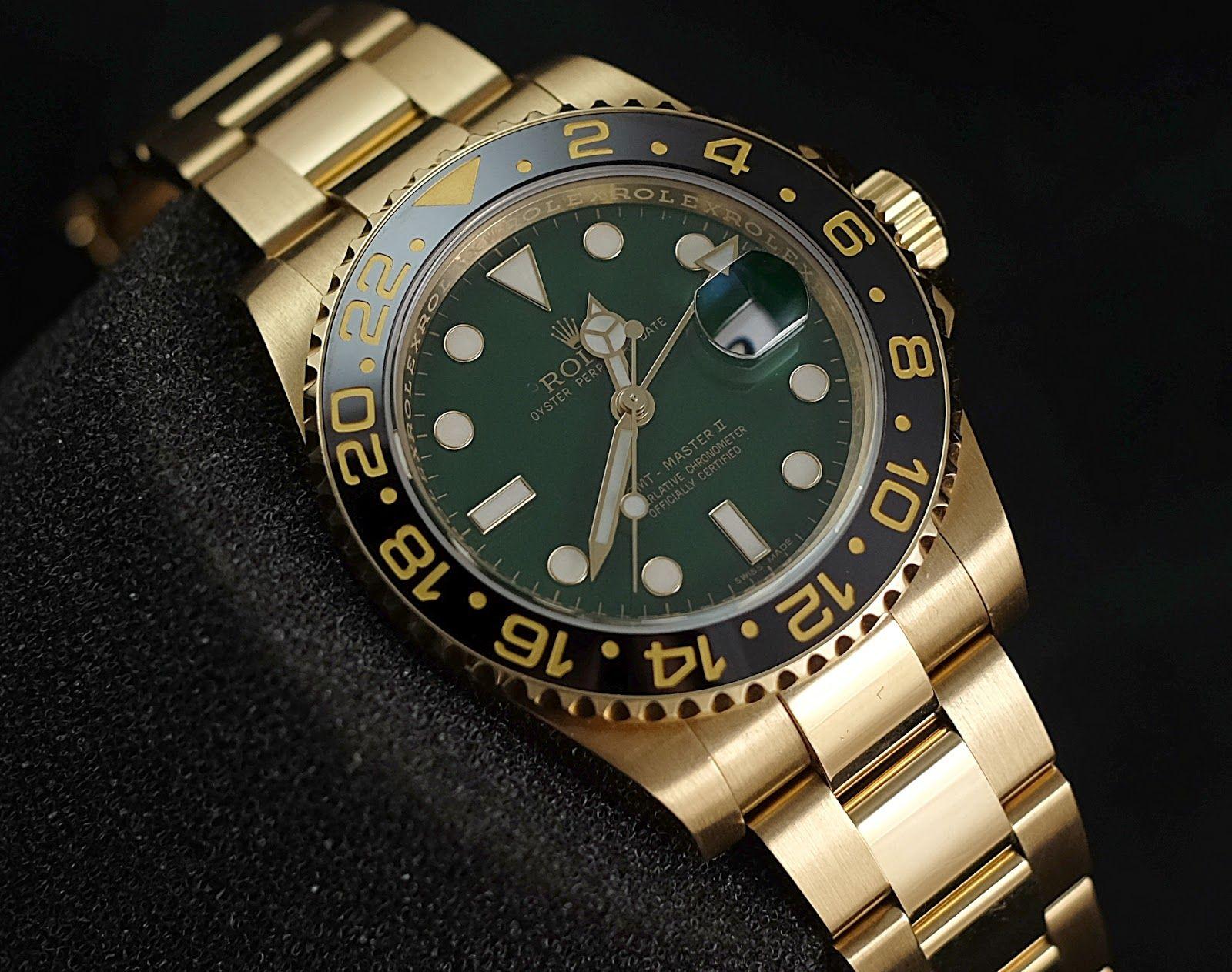 1cb28be109a Rolex GMT-Master-II All-Gold 116718  Random  (2014)  rolex  watch  watches   luxury