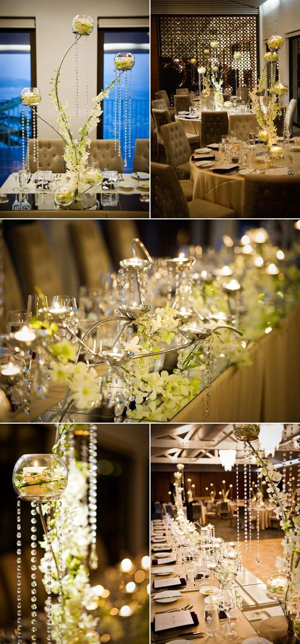 Sydney Wedding From Studio Impressions Photography Centerpieces