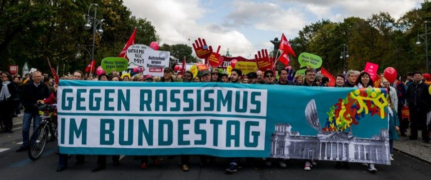 Anti Afd Demo Köln