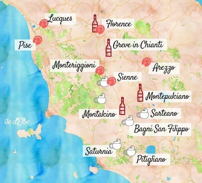 3 Itineraires Pour Decouvrir La Toscane Autrement Toscane