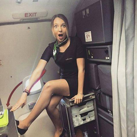 Date slam hot flight attendant i met on twitter part 2 6
