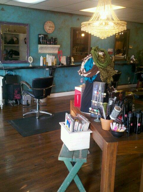 Salon Decor Jojo S Poway