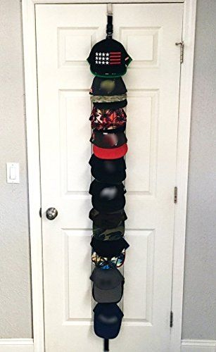 Over The Door Hat Rack Interesting Over The Door Hat Rackhatheadz The Clip Hanger Hangs 20 Design Decoration