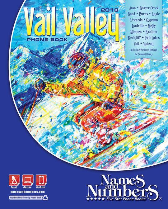 VAIL VALLEY (Colorado) 2018 Phone Book | Visit vail