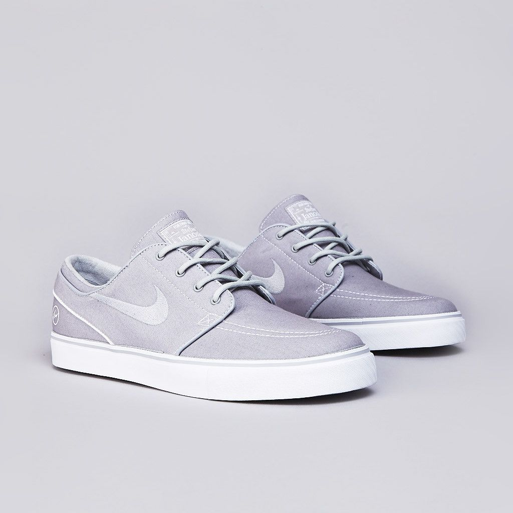 Fragment Grey Sb Zoom Design Stefan Shoes Wolf Janoski Nike X f4n8fwr