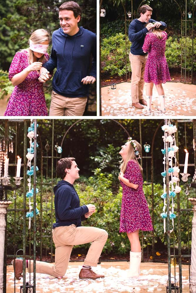 Romantic Proposal Ideas So That She Said Yes Proposals Romantic
