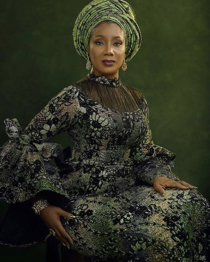 Iro and Buga Asoebi Styles for Women. Nigerian Fashion (With images) Nigerian styles Fashion