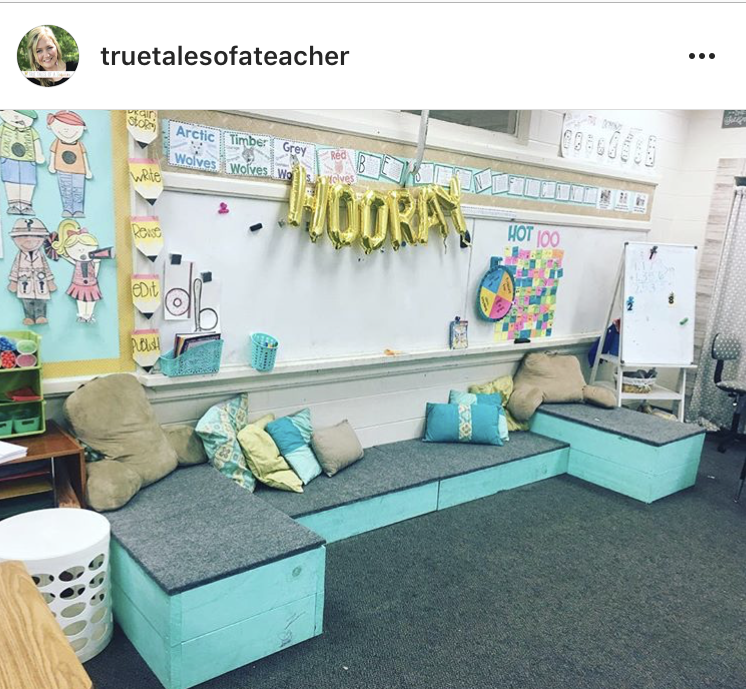 How to Build a Classroom Stage – Will Teach For Tacos