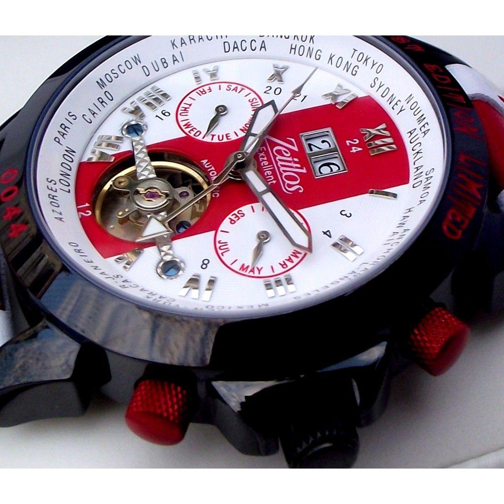 Swiss Zeitlos Uhren Exzellent Otomatik Saat 29265213 Urunler