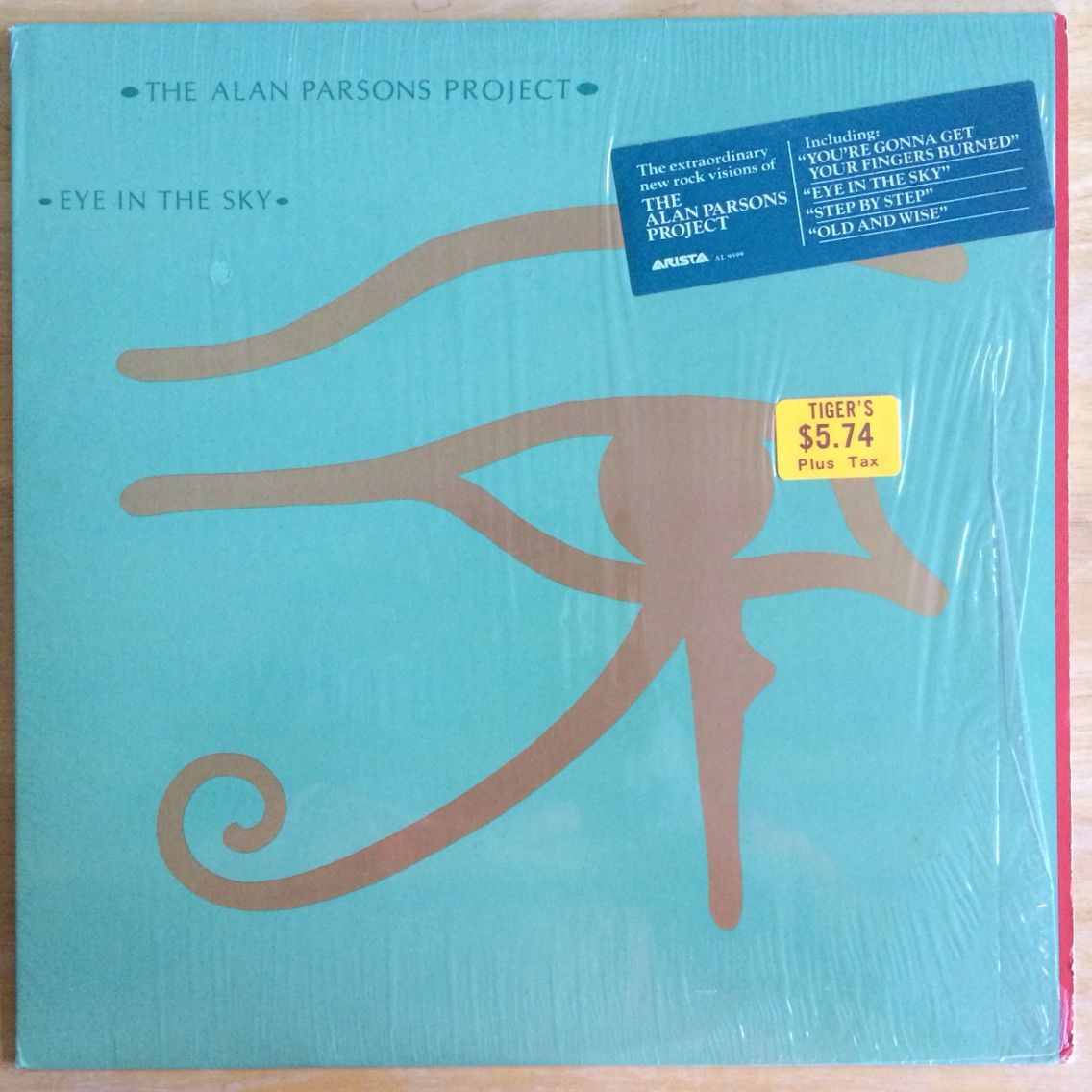 The Alan Parsons Project Eye In The Sky With Images Alan