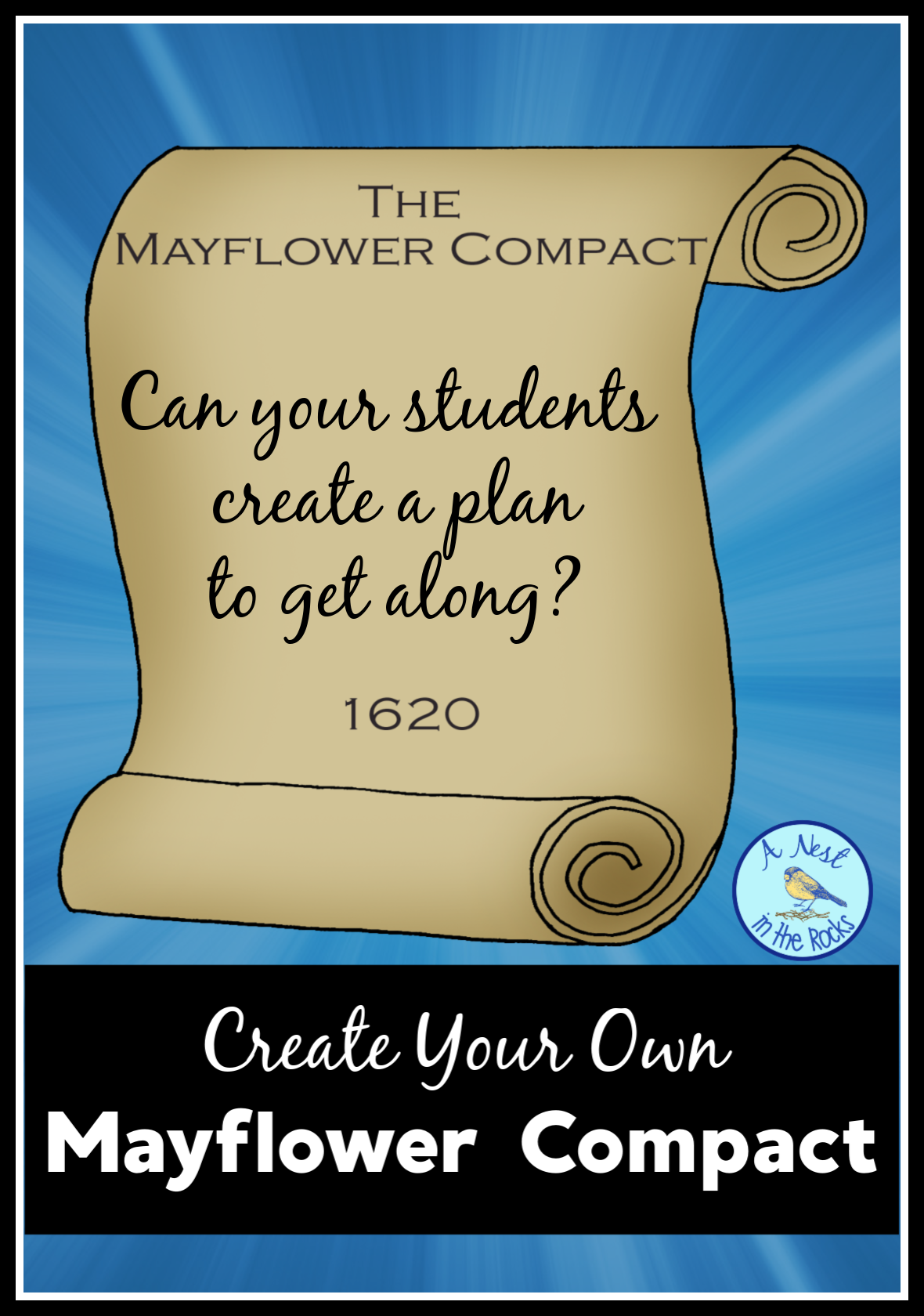 Create Your Own Mayflower Compact (With images