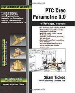 Ptc Creo Parametric 3 0 For Designers PDF | Download | Pdf, Design