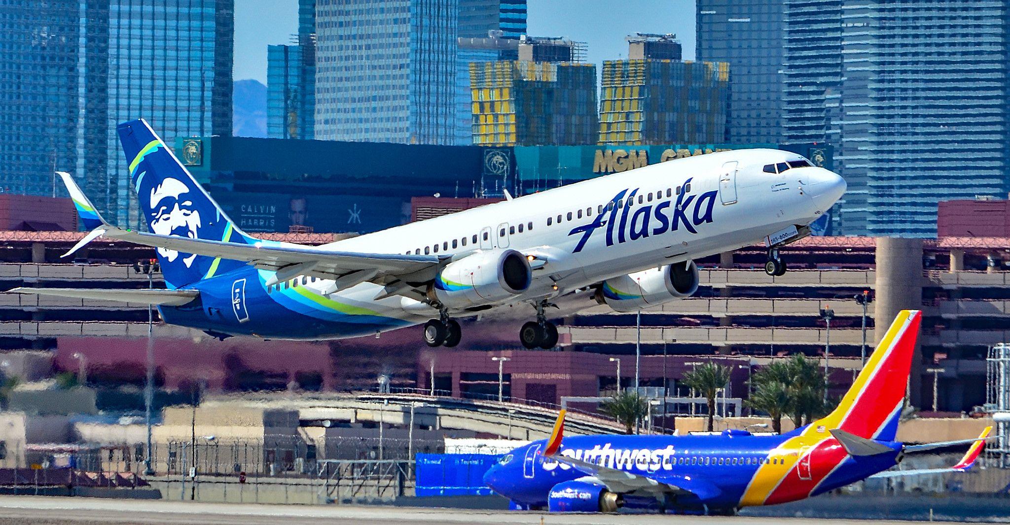 N565AS Alaska Airlines 2006 Boeing 737890 cn 35181