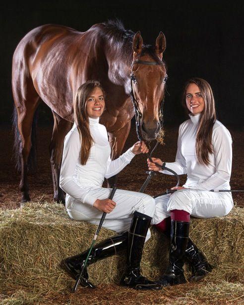 Ana and Sarah O'Brien.