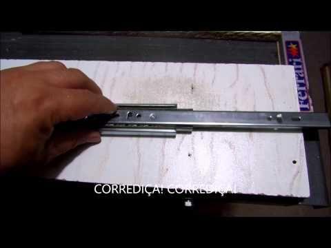 suporte furadeira com controle de velocidade - homemade drill press with speed control - YouTube