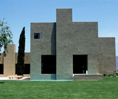 Casa Rancho Santa Fe  LEGORRETA+LEGORRETA