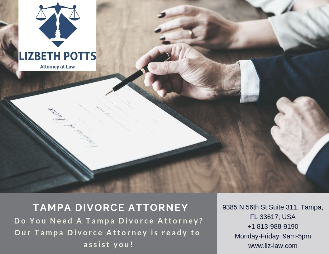 Get the best quality divorce attorney service in Tampa
