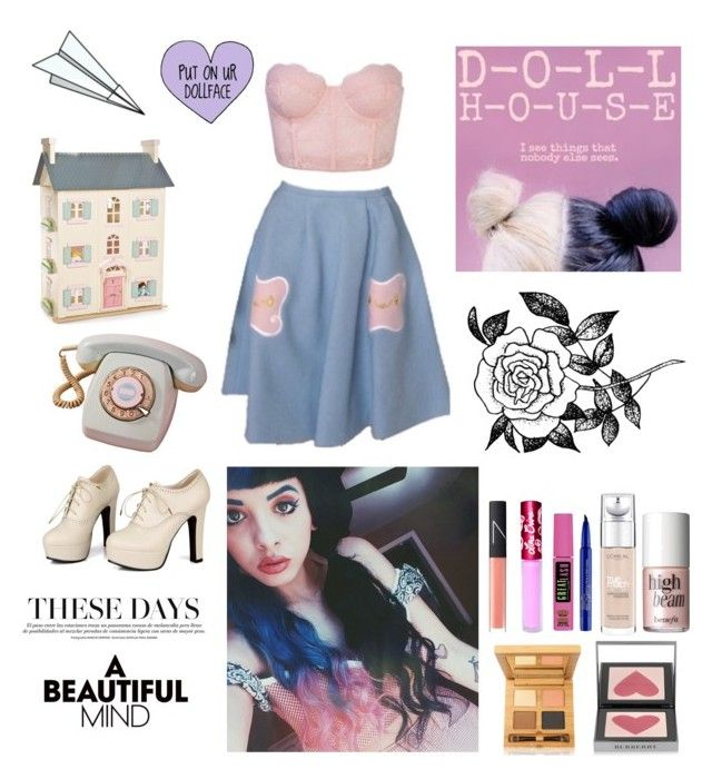 Crybaby Closet Melanie Martinez Outfits Melanie Martinez Style Clothes Design
