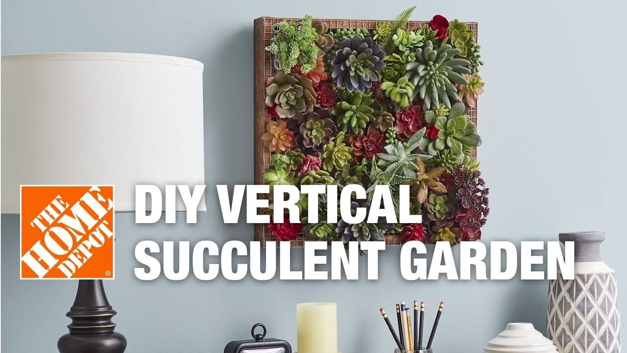 A Vertical Garden Planter Allows You To Grow More Plants In A Small Or Urban Space Watch For Tips And Tricks Diy Wall Planter Wall Planter Garden Planters Diy