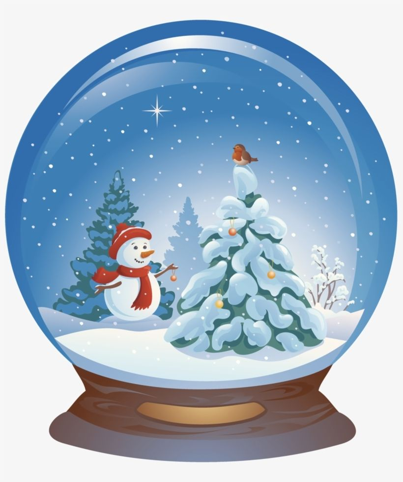 Snow Globe Clipart Globe Clipart Christmas Snow Globes Snow Globes