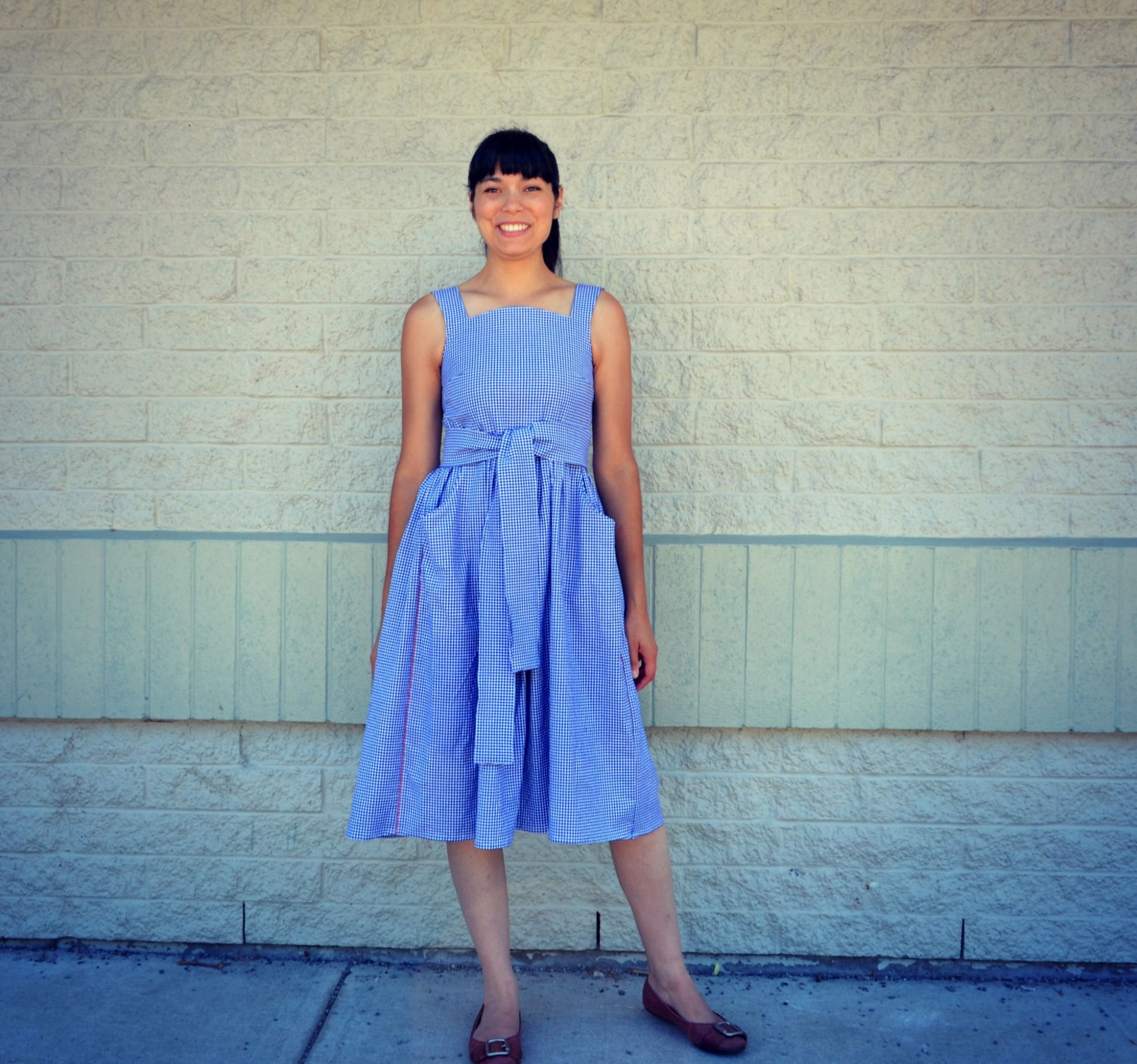 FREE PATTERN ALERT: The Trinidad Dress pattern - On the Cutting ...