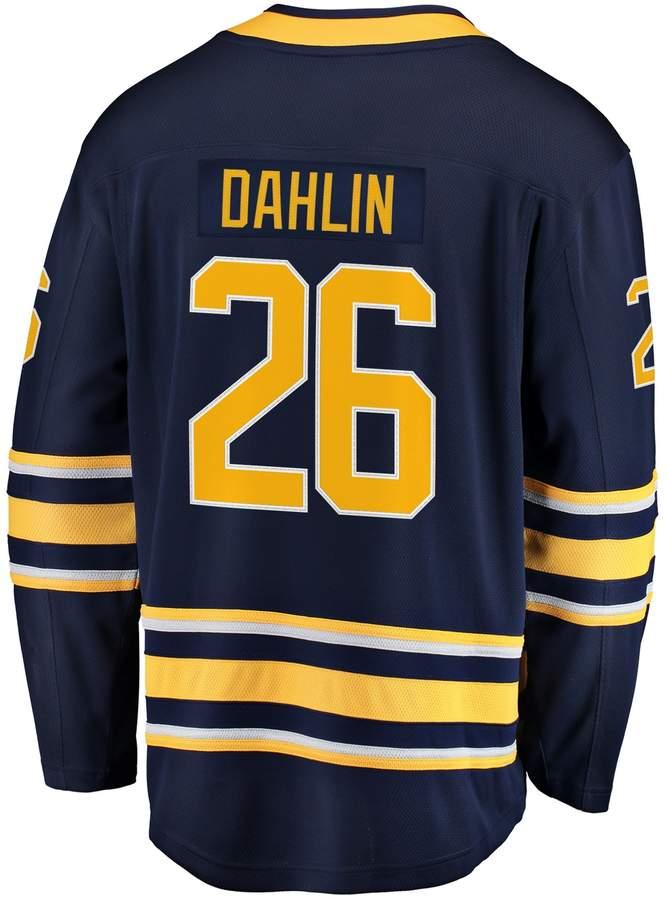 0e6965d57bfed Buffalo David Bitton Fanatics Men's Sabres Rasmus Dahlin Breakaway ...