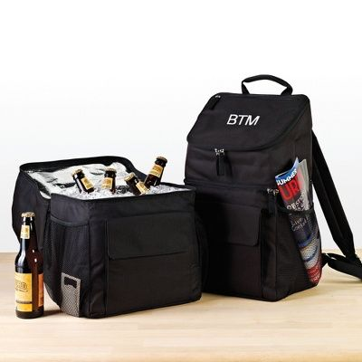 Insulated Backpack Cooler | Personalized backpack, Backpack cooler ...