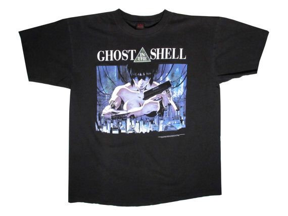 This Item Is Unavailable Fashion Victim Black Tshirt Ghost In The Shell
