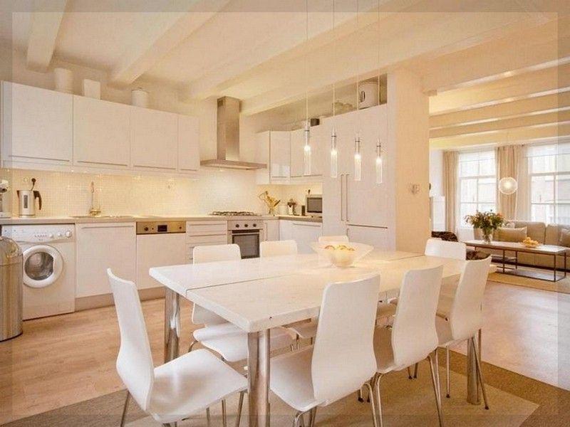 moderne kuche mit esszimmer ideen Küchen Pinterest - küche mit esszimmer