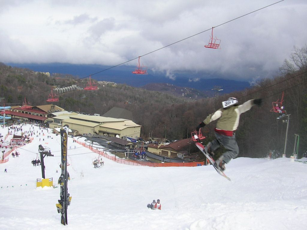 Ober Gatlinburg Ski Slope