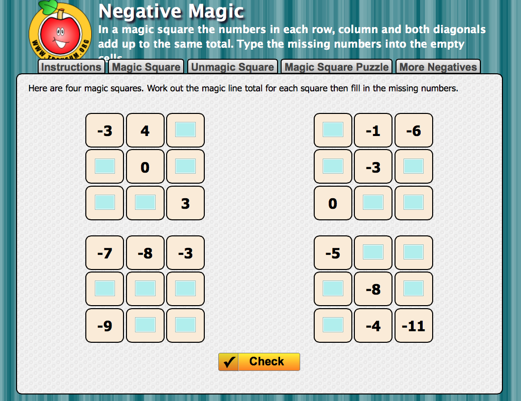 Pin By Miss Penny Maths On Negative Numbers