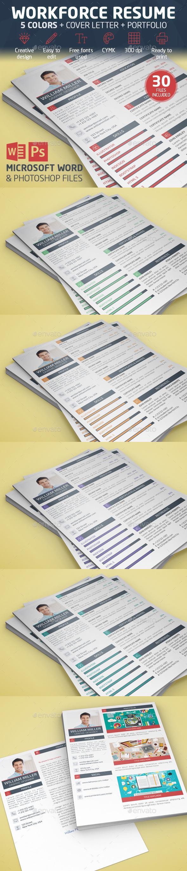 Resume Professional Resume And Cv Design