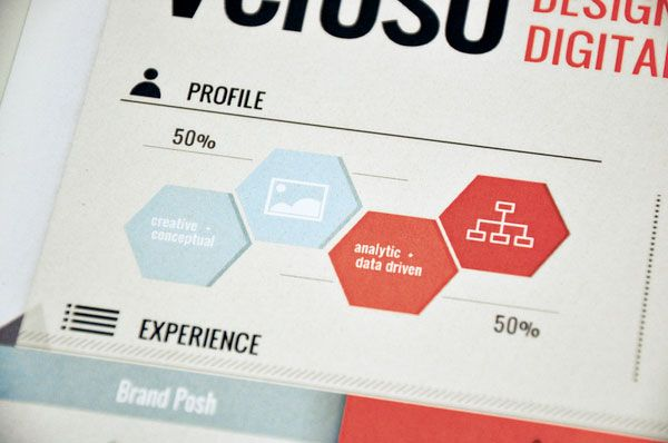 When Infographics Meet Resume: 36 Excellent Examples