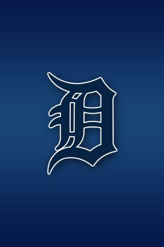 Detroit Tigers Mobile Iphone Dark Blue Wallpaper Detroit Tigers Detroit Tigers Baby Detroit Lions Wallpaper