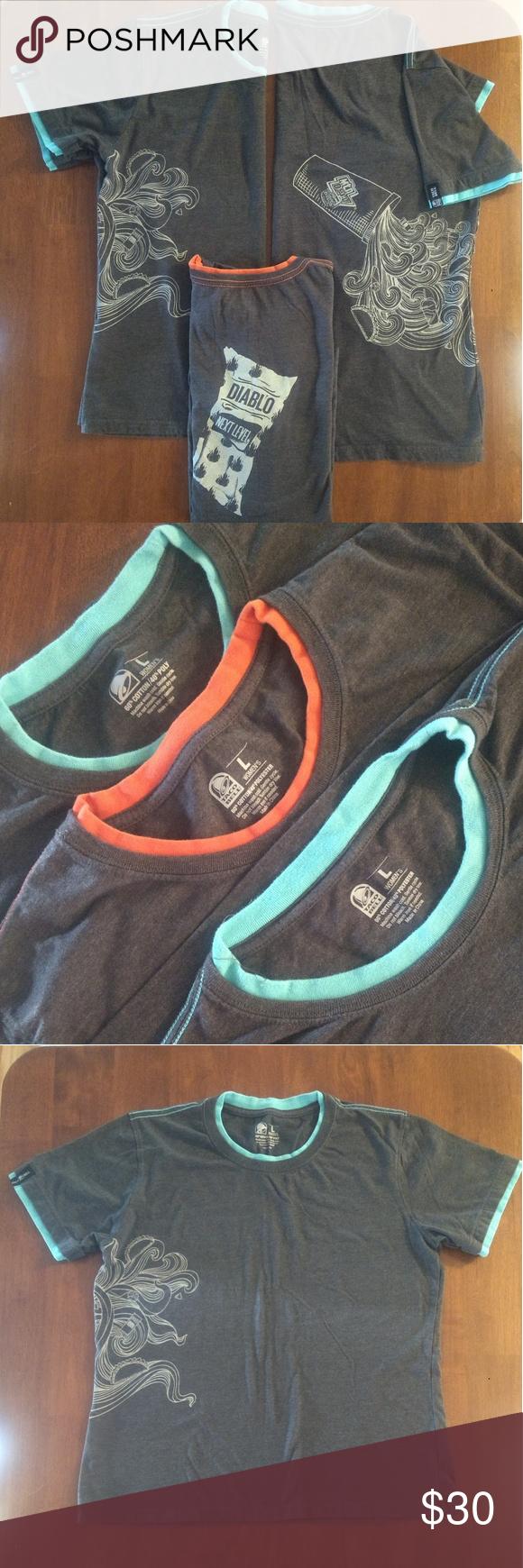 Taco Bell TShirts (Employee Uniform) Bundle of 3