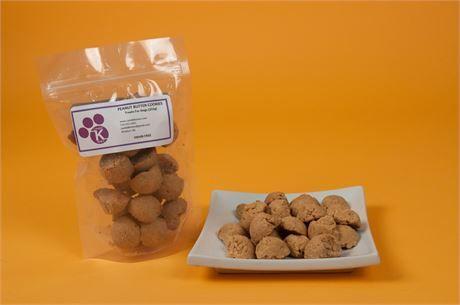 Petcraftstore.com - Peanut Butter Cookies Grain free! #dog #treats