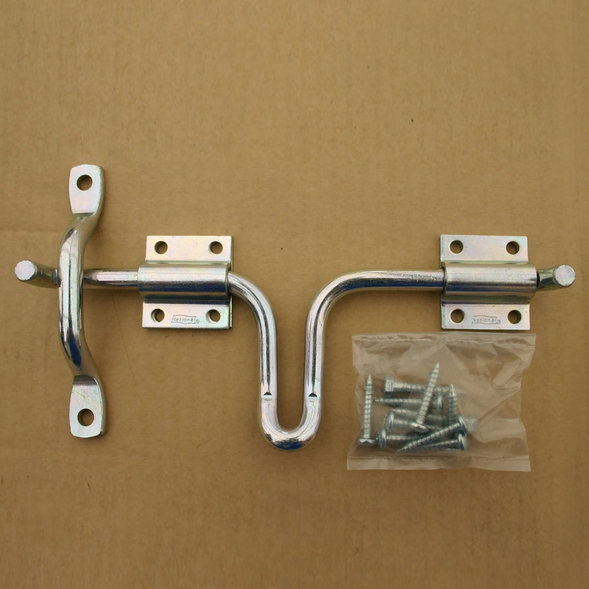 Image result for simple homemade gate latches | Yard | Pinterest