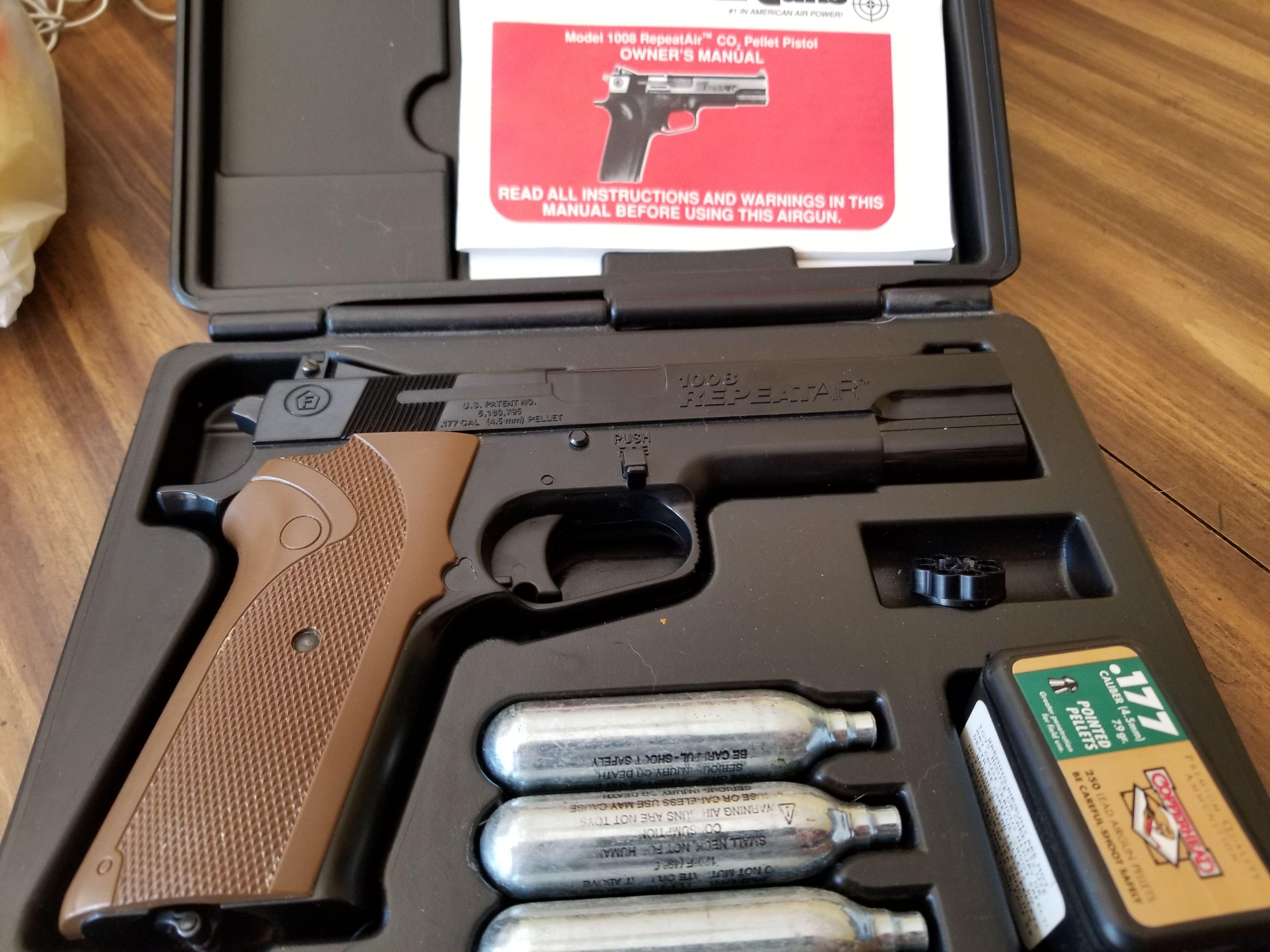 Vintage Crosman Bb Gun
