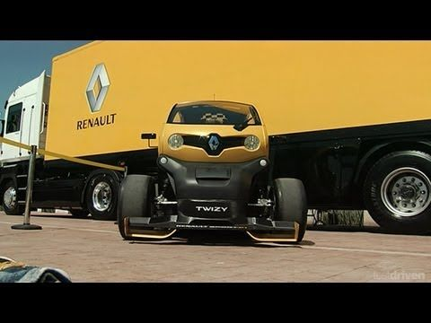 twizy f1 concept