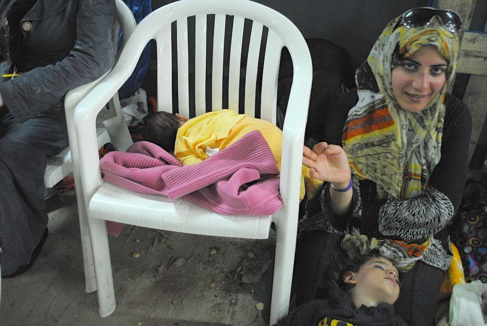 L'odissea continua…..intervista con Fatima
