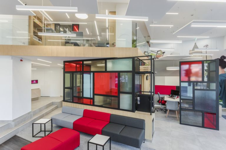 Societe Generale Belgrade Serbia With Images Cool Office