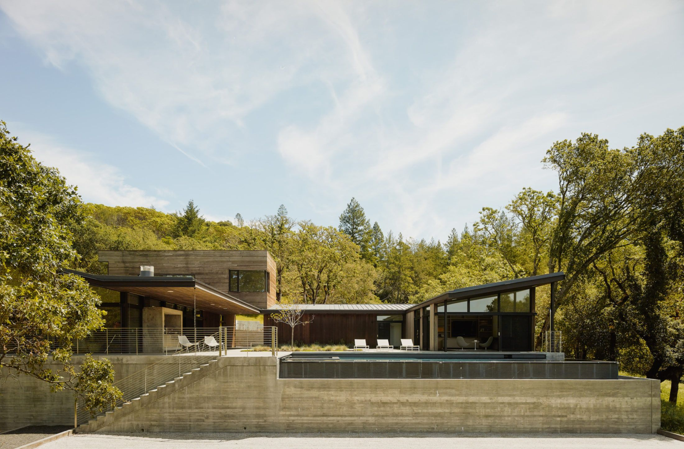 Butler Armsden Architects With Images Retreat House