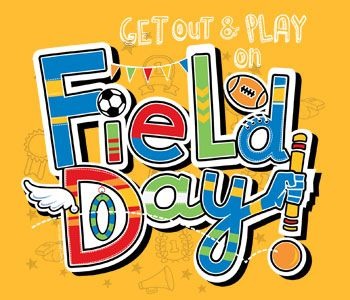 Field Day T Shirt Designs School