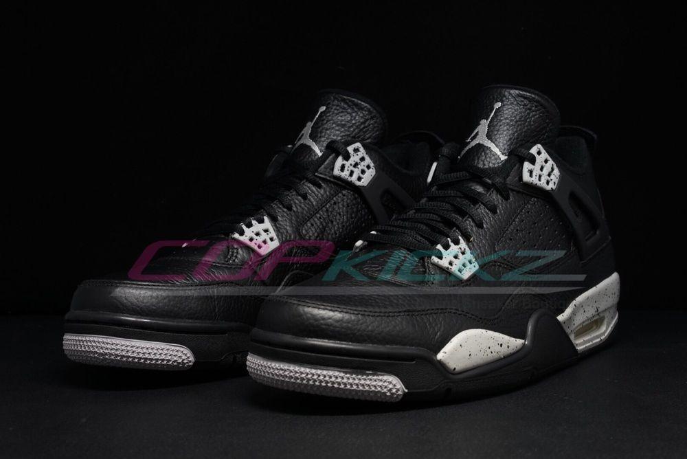 2349c6725002 Air Jordan 4 Retro Oreo Release Date