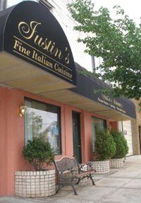 Italian Restaurants Bergen County Food Paic Justin S Ristorante Wood Ridge Nj