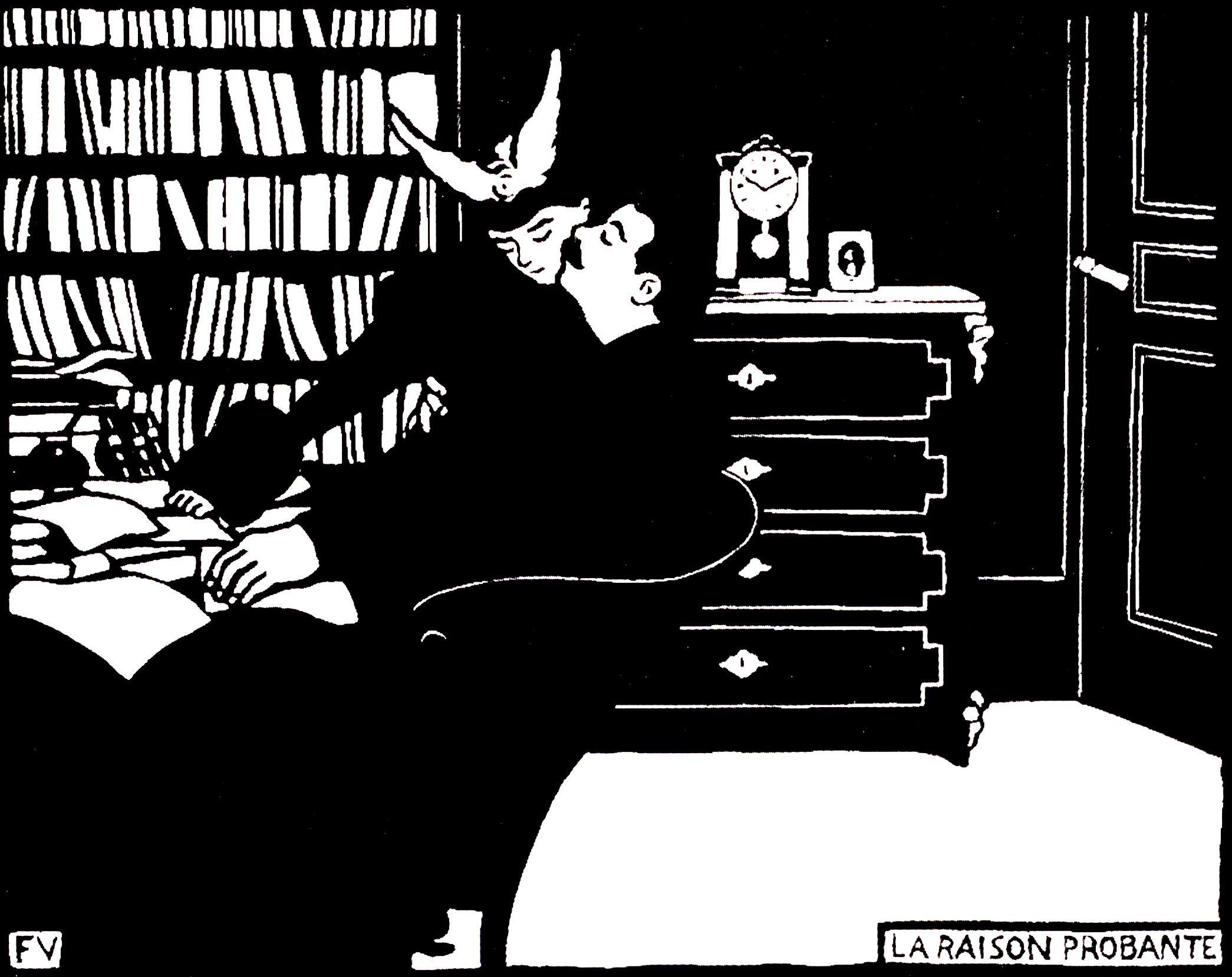Felix Vallotton - Intimités 4