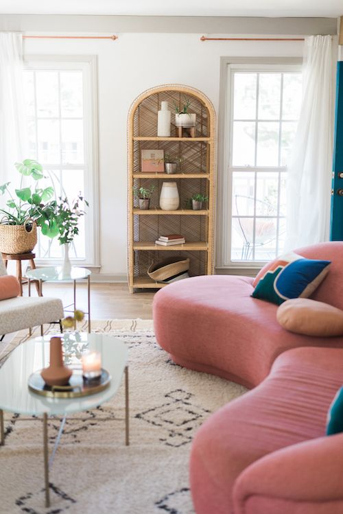 Just A Bunch Of Really Solid Cases For Putting A Pink Couch In The Living Room In 2020 Living Room Remodel Home Home Decor #pink #couch #living #room #ideas