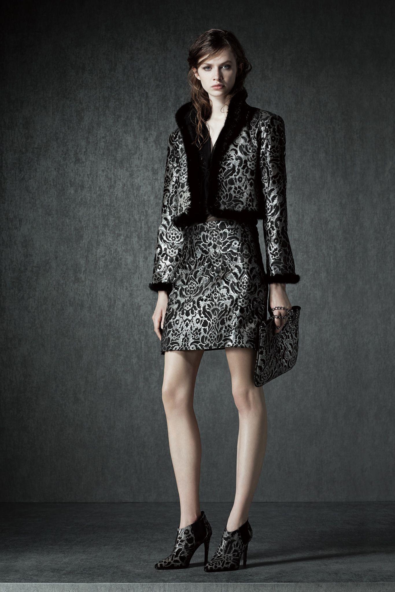 Alberta Ferretti Pre-Fall 2015 - Style.com