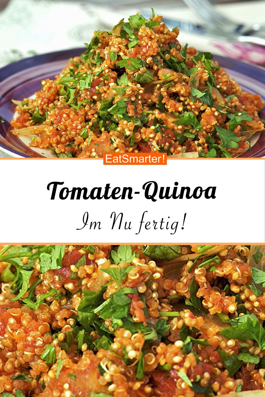 Tomaten-Quinoa #easyshrimprecipes